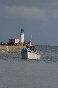 Campingplatz Frankreich Vendée : Un superbe panorama sur l'océan
